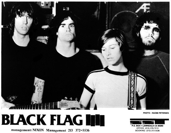 Kira Black Flag picture